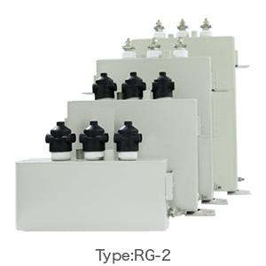Low Voltage Power Capacitors Type:RG-2